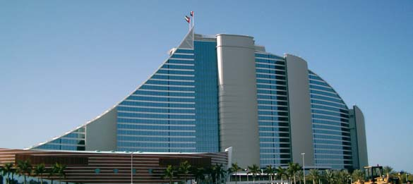 Exclusive 5 Star Hotels in Dubai